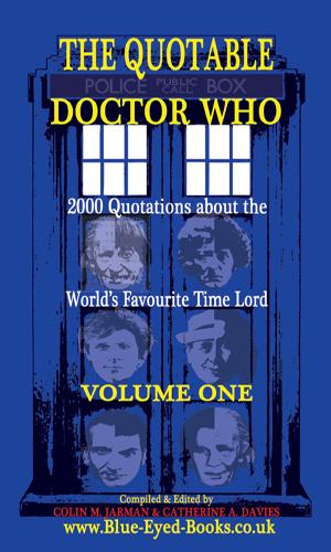 Dr Who Quotes book - Quotable Doctor Who