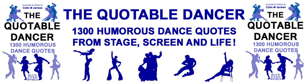 Funny Dance Quotations e-book